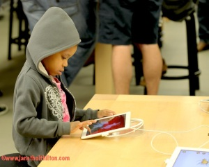 Young Apple Client