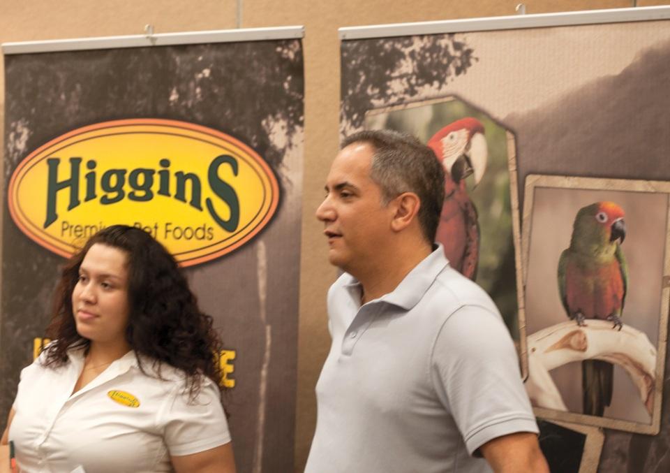 Higgins AFA